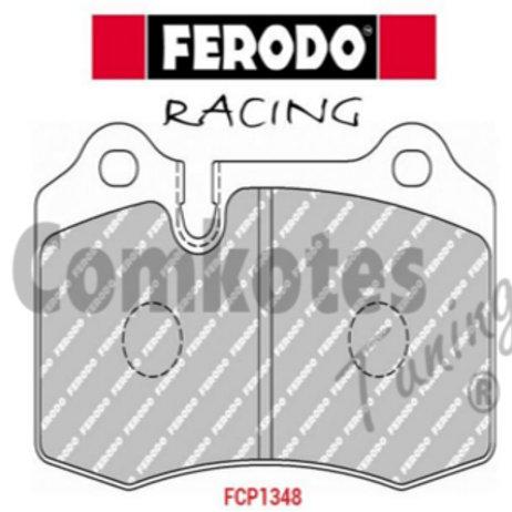 Ferodo DS1.11 Rear Brake Pad 208 Gti