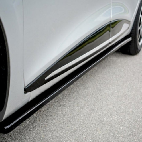 Car Styling Side Skirts for Renault Clio RS MK4 Body Kit.