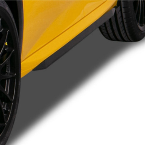 Peugeot 208 MKII ABS Side Skirts.Fits Access, Allure, Active, GT-Line & E-208