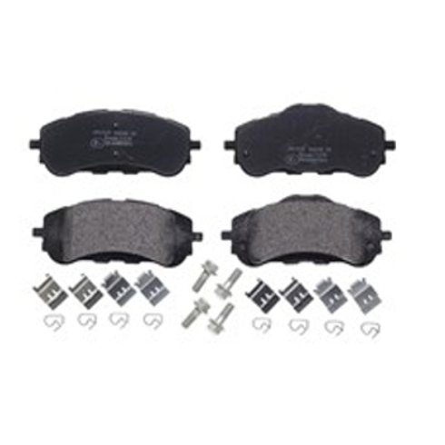 PEUGEOT 308 II SW AUTOMOBILES. FRONT BRAKE PADS BY BREMBO. PART NUMBER P61120.