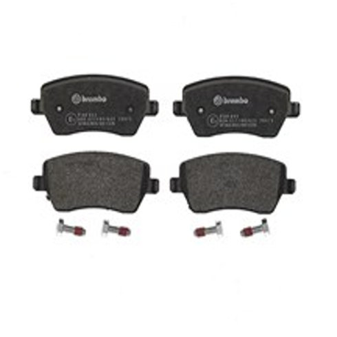 Car Brake pads for Renault clio mk3. Brand Brembo. Part number P68033. Fits front.