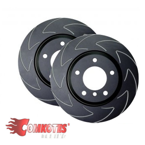 Part Number BSD1772. Brake discs for Audi, Seat and VW cars. Fits Seat Leon,Audi A3, VW Golf.