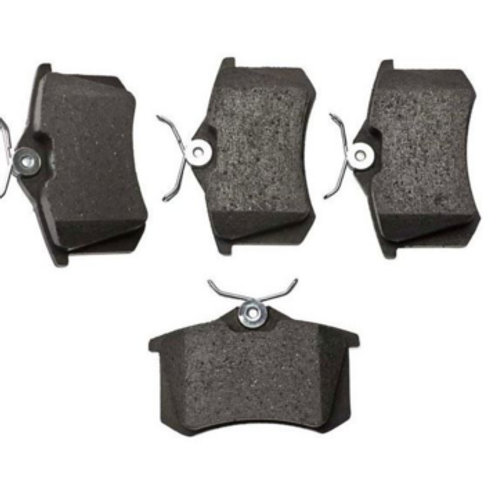 Bosch Rear Brake Pads for Megane RS 1.8L MK4 2.0L MK3 (Non electric handbrake)