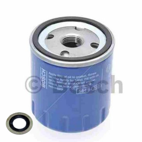 Bosch Oil filter with Sump Plug Seal  1.2 Puretech EAT8