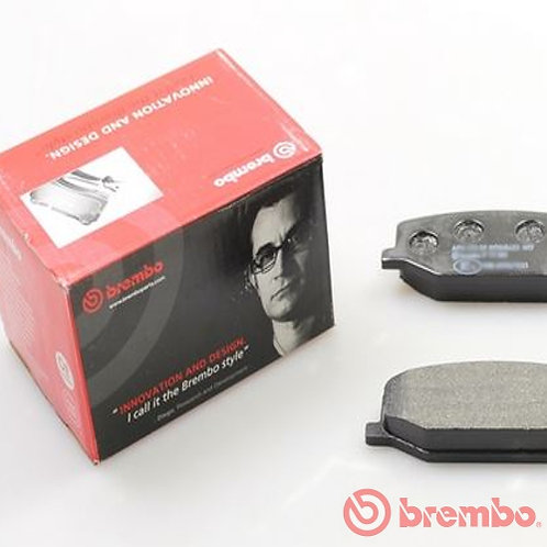 Part Number P 61 086. Brembo front brake pads for Citroen DS4 & DS5 cars.