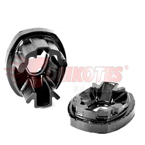 Powerflex Black Series Lower Engine Mount 208 Gti  DS3 Racing