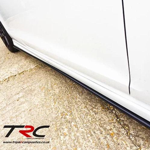 Golf MK7 R Side Skirt Splitter by TRC