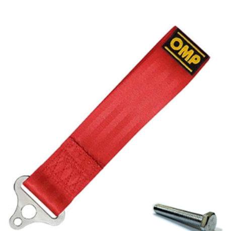 OMP Tow Strap Kit for Peugeot 208 207 308 & Citroen DS3