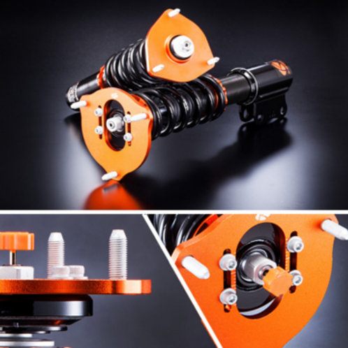 Adjustable Damper(rebound adj) Coilover Kit (STREET) 208 GTi DS3 Racing