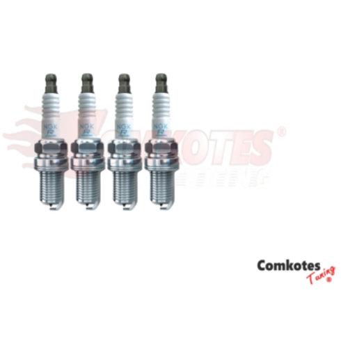 Petrol engine spark plugs by NGK. Part Number 91530 & PLZKBR7B8G. Fits Peugeot & Citroen.