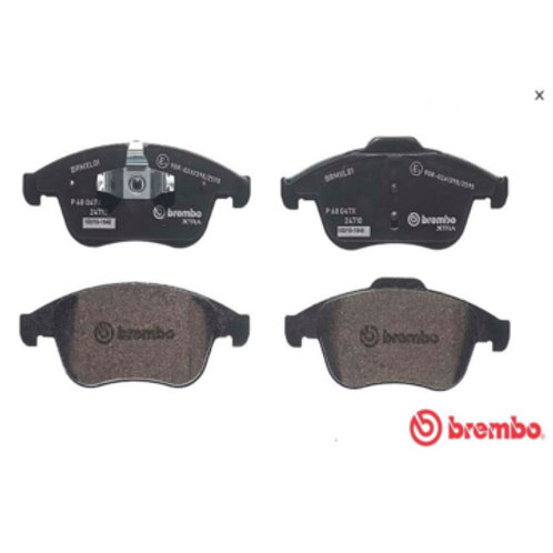 Brembo extra brake pads for cars. Part Number P68047X. Fits Renault Clio RS Mark 4