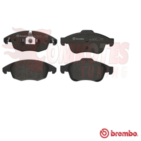 Brake pads for Cars. Fits Citroen Berlingo, DS4, DS5, Peugeot 5008 & Partner. Brembo. Part Number P 61 083.