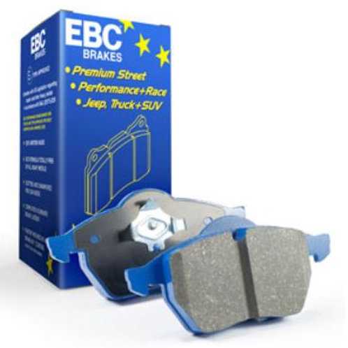 Car brake pads, EBC Bluestuff, Trackday,Part Number DP51789NDX