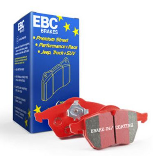 EBC Red Stuff Brake Pads for K-Sport 6 Pot 330-356mm Disc Brake System
