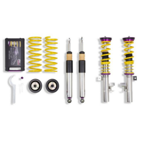 KW Coilover Variant 3 inox for Ford Focus ST MK3
