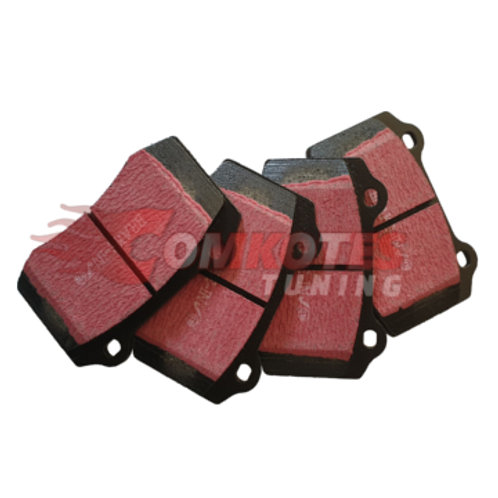 Car brake pads. Manufactured by EBC. Ulitmax brake pads are for street & road driving. Part Number DPX2024