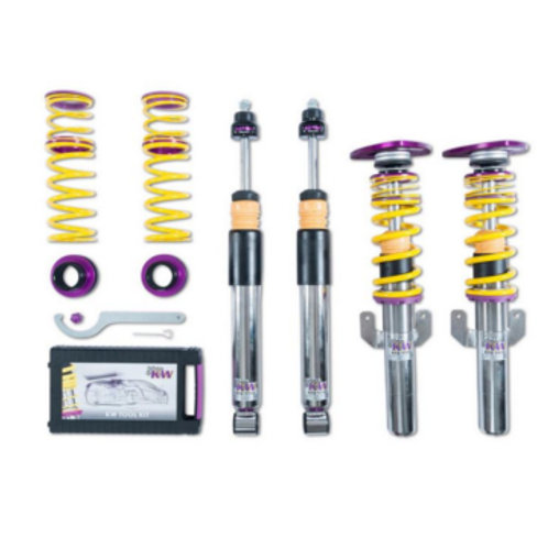KW Coilover kit Clubsport 2-way incl. top mounts (without Drive Select) Polo Gti