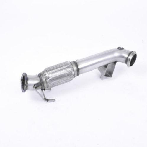 Milltek Decat Downpipe Focus ST MK3 2.0L 2012-2020