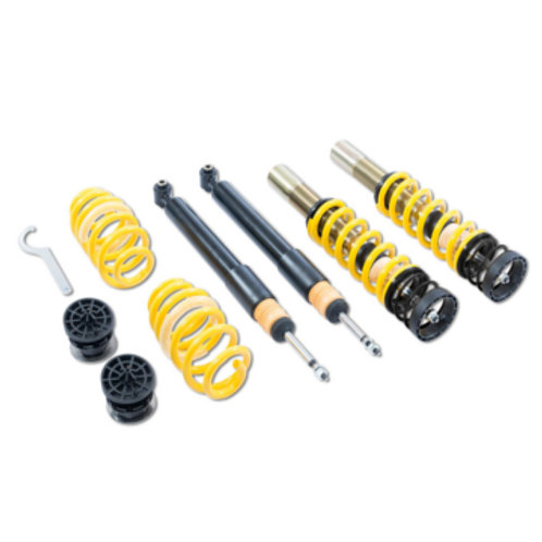 ST Coilovers ST X galvanized steel (with fixed damping) Clio RS MK4 200 - RS Tro