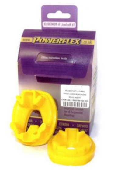 Powerflex Yellow Series Lower Engine Mount (208 Gti)