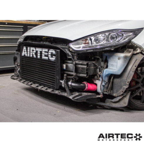 Car Intercooler. FMIC for Fiesta ST MK7, ST200, ST180. Stage 2.