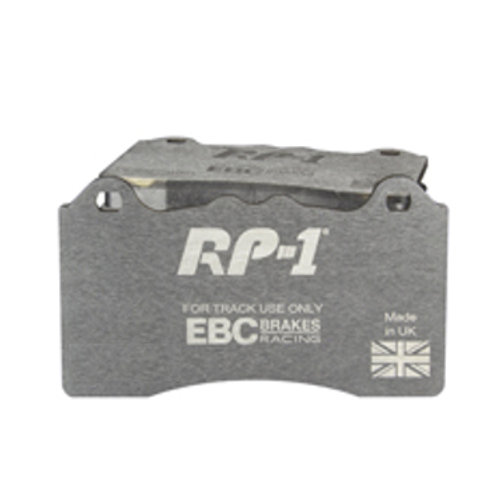Car brake pads, Fits Toyota Yaris GR. Part Number DP82431RP1, race compound.