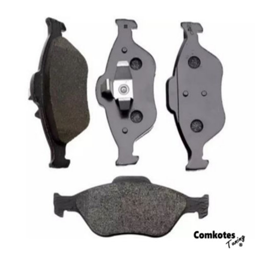 Fiesta 1.0L Ecoboost Eicher Brake Pads to fit front