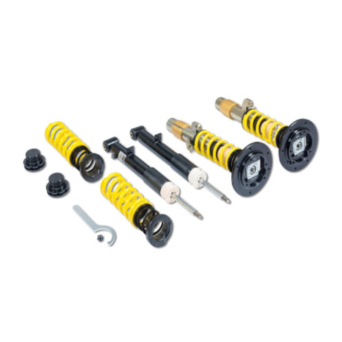 ST Coilovers ST XTA galvanized steel (adjustable damping with top mounts) Polo G