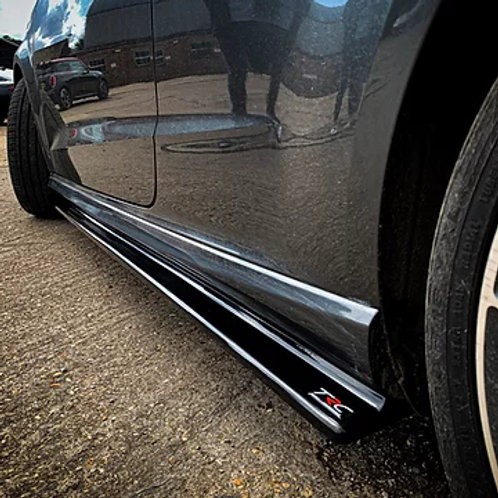 Audi S3 8V (PFL) Hatchback Side Skirt Splitters by TRC
