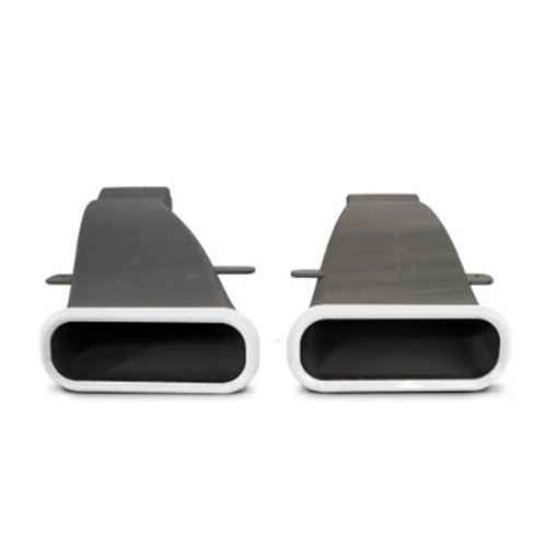 Velossatech Ford Fiesta Mk8 Big Mouth Ram Air Scoop Kit