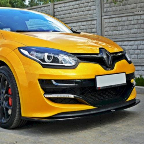 Front Splitter V2 Renault Megane RS MK3 2L