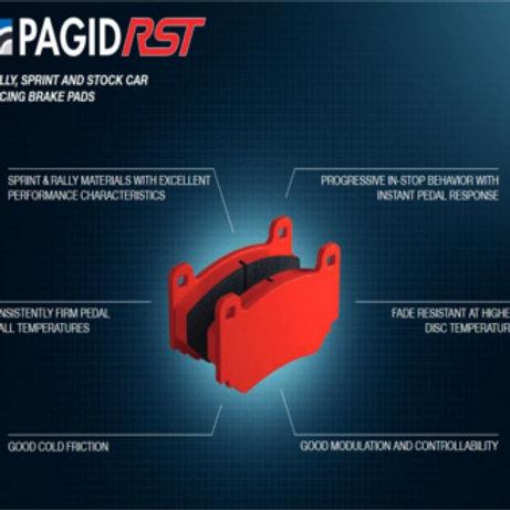 Pagid RST1 Brake Pads for K-Sport 6 Pot 330-356mm Disc Brake System