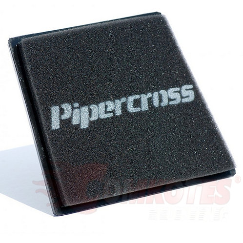 Car air filter. Pipercross Brand, Part Number PP1743. Fits Ford fiesta ecoboost, b max, tourneo & transit.