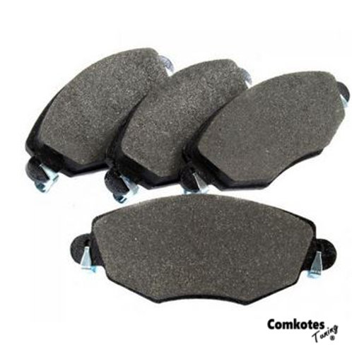 Pagid Front Brake Pads to fit VW Polo Gti 1.8 L (6C)