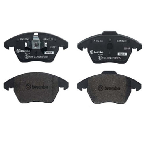 Brembo extra brake pads for cars. Part Number P61076X. Fits Peugeot 208 GTi & Citroen DS3 Racing