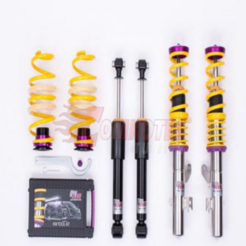 KW Coilover kit Variant 2 inox  (incl. deactivation for electronic damper)