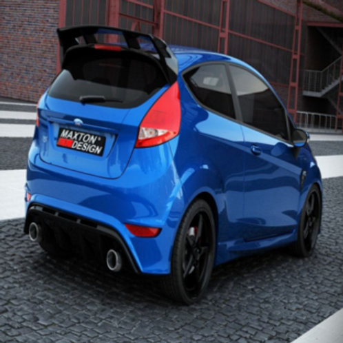 RS Look Roof Spolier for Fiesta ST MK7 ZETEC S
