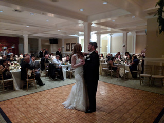 Jill and Brian's Wedding!