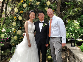 Jiyuan and Yiwang's Wedding - 8/20/16