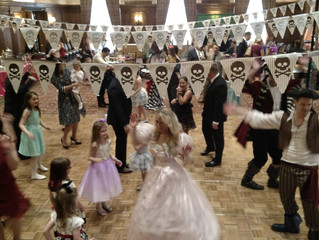 DAC Father/Daughter Dance - Pirate Themed!