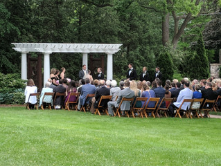 Andrea and Kyle are Married!