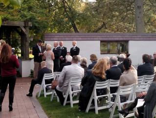 Sharon and Ron's Wedding - 10/23/16