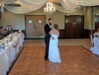 Congratulations to Christine and Josh!!!  Just Married on July 15, 2017.