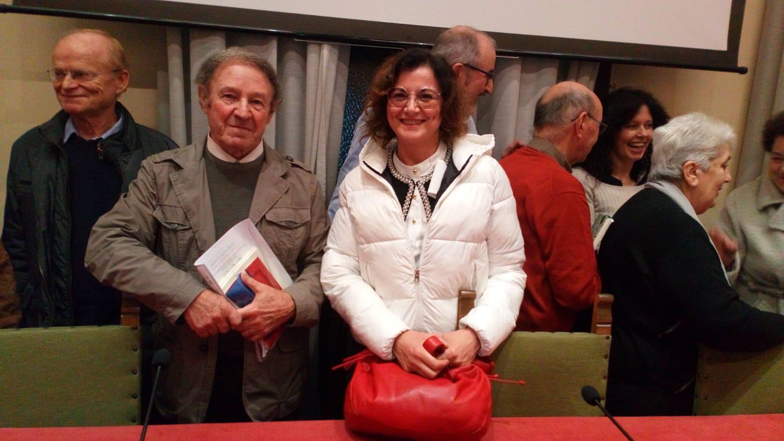 Incontro del Cenacolo con Beppe Segalla