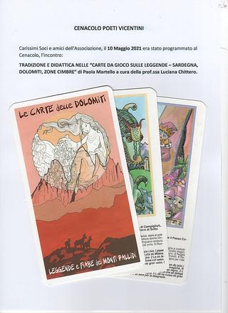 Le Carte delle Dolomiti