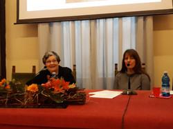 Luciana Chittero e Stefania Carlesso
