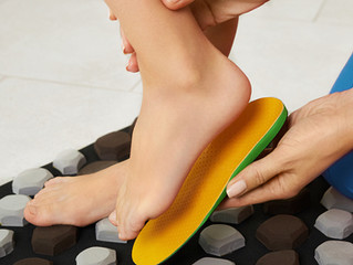 What are Foot Orthoses?