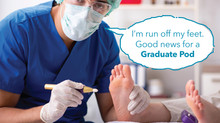 Graduate Podiatrist needed now.
