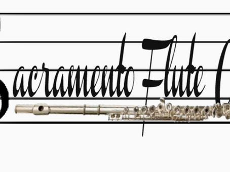 1st Prize in Sacramento Flute Club Competition