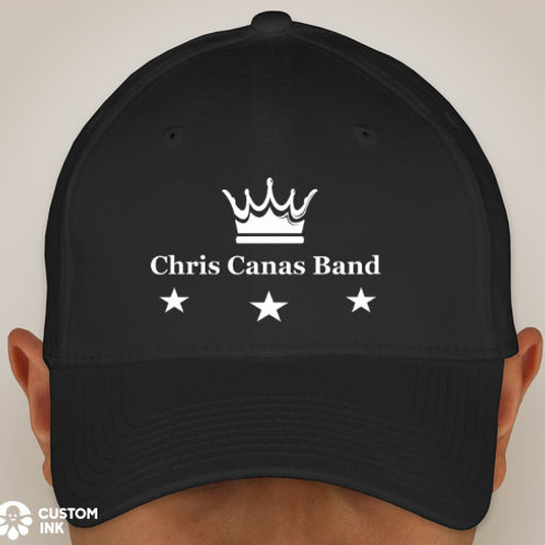Chris Canas Band King Hat